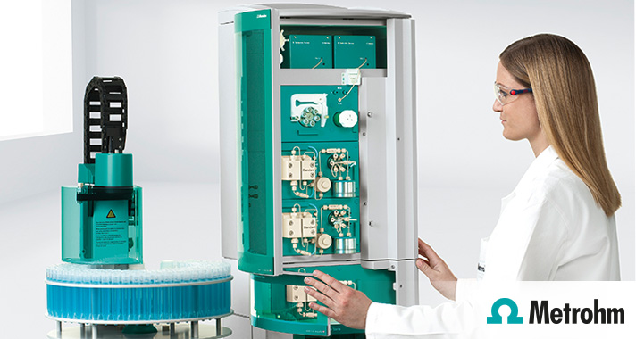 METROHM SITE «IC MAINTENANCE» FOR ION CHROMATOGRAPHY