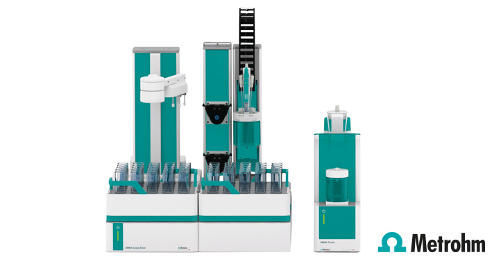 OMNIS – Metrohm makes titration faster, safer, and easier
