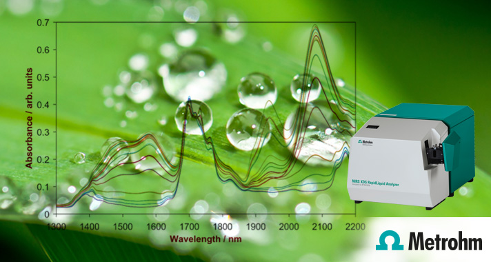 Moisture analysis of ethanol-hydrocarbon blends by Vis-NIR spectroscopy