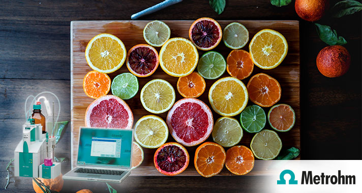 Determination of ascorbic acid (vitamin C) and its compounds