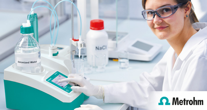 Eco Dosimat – new, universal tool boosts productivity in the laboratory