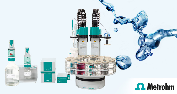 Fully automated water conductivity testing safeguards compliance with USP